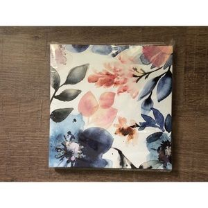 Blush floral Canvas